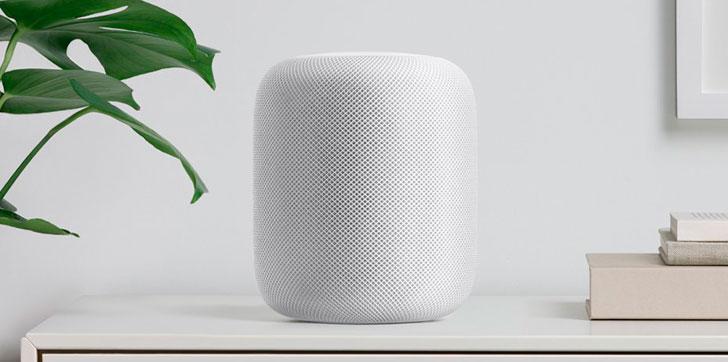 Nuevo Altavoz inteligente de Apple HomePod