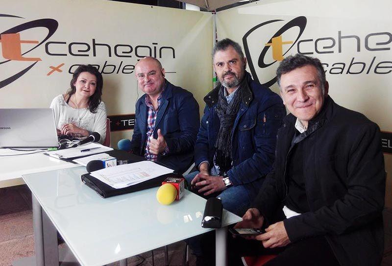 Equipo TV Cehegín en directo