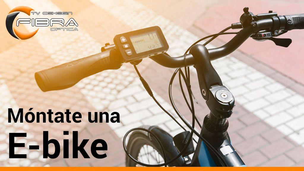 Móntate una E-bike