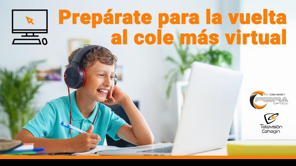 Prepárate para la vuelta al cole más virtual