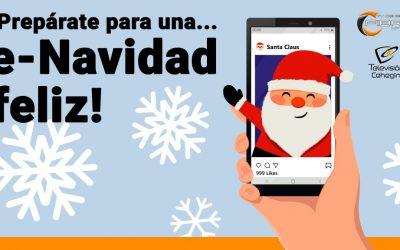 ¡Prepárate para una e-Navidad feliz!