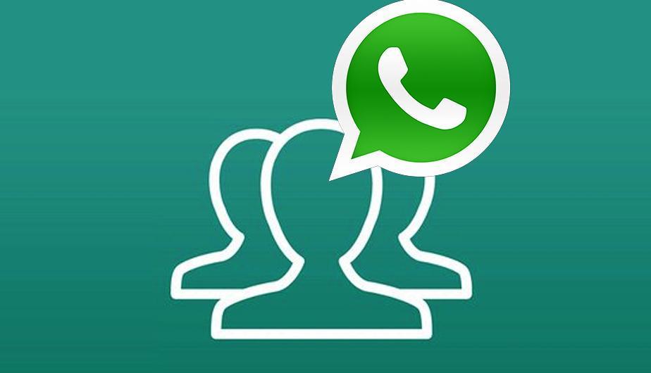 WhatsApp: Salir de un grupo