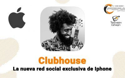 Clubhouse, la nueva red social exclusiva de Iphone