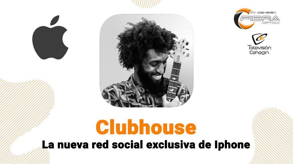 Clubhouse, la nueva red social exclusiva de Iphone