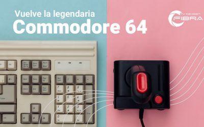 The A500 Mini: vuelve la legendaria Commodore 64