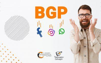 El BGP se la juega a Whatsapp, Facebook e Instagram